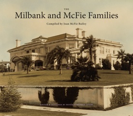 The Milbank and McFie Families